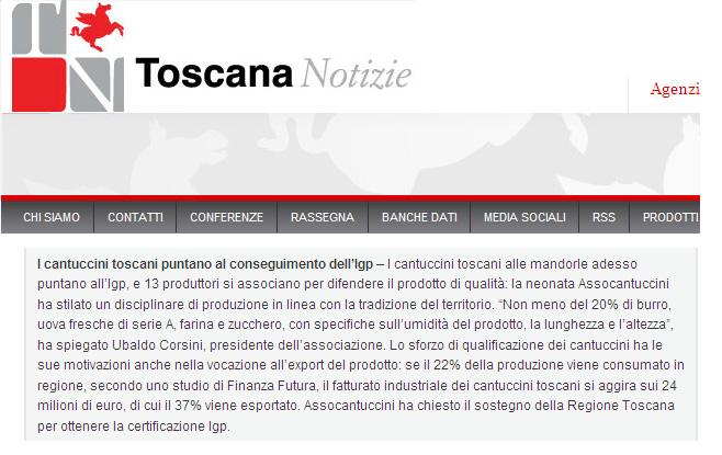 Toscananotizie