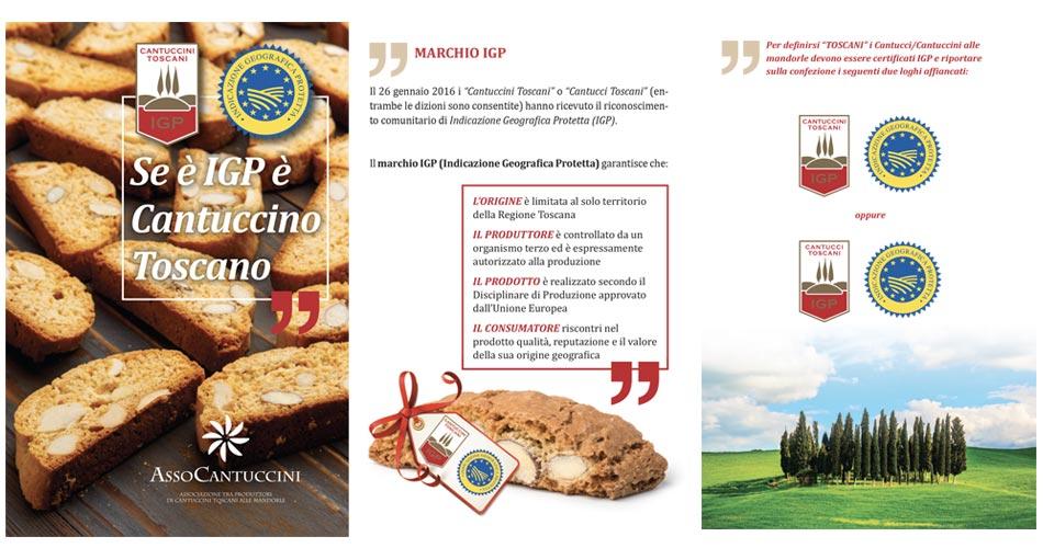 Il Progetto Promozione della nuova IGP Cantuccini Toscani entra nel vivo