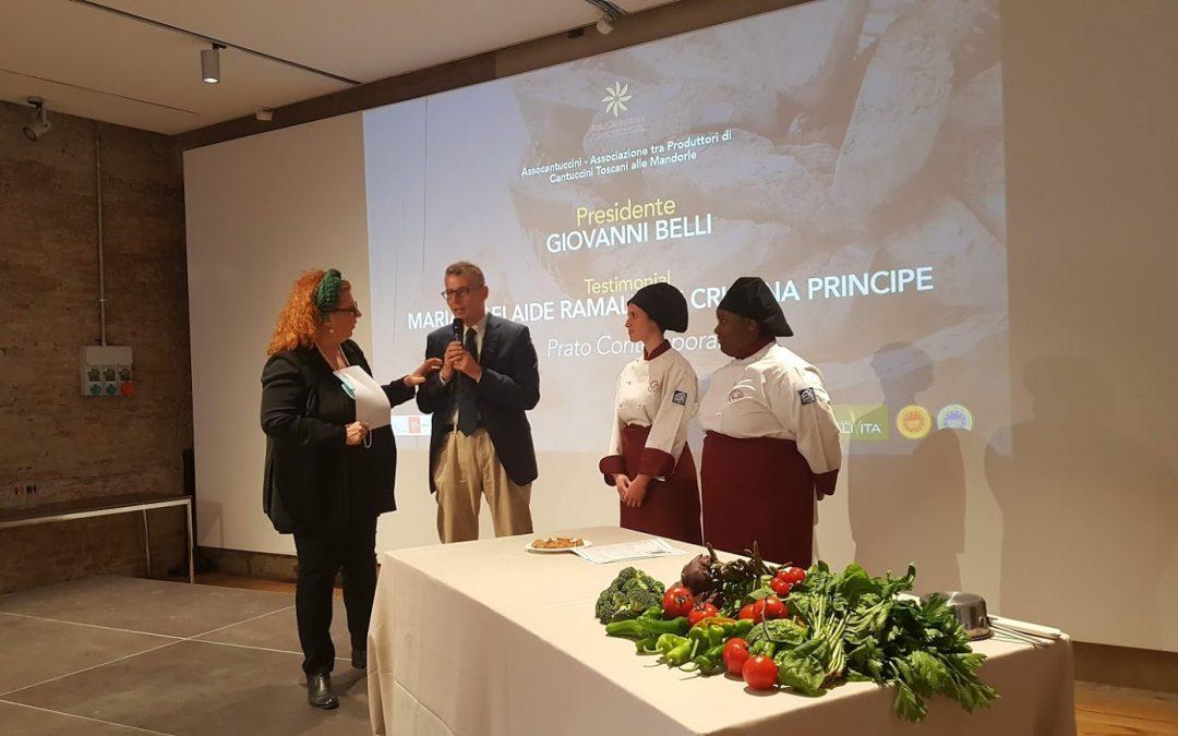 I cantuccini toscani protagonisti a Buy Food Toscana