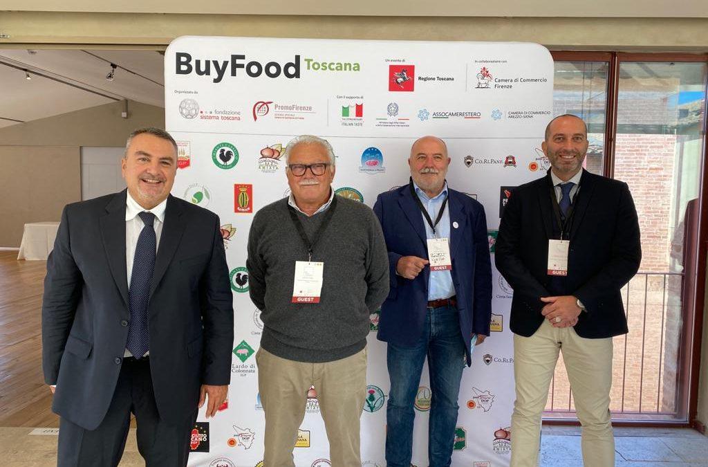 Assocantuccini e i Cantuccini Toscani IGP presenti in forze a Buy Food Toscana 2020